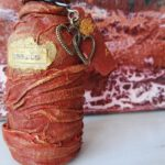 Powertex bottle of hearts Kore Sage Art