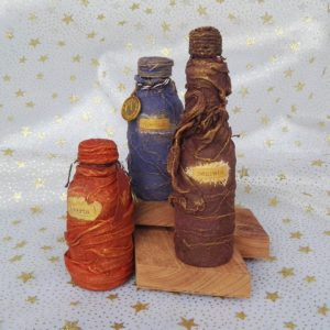 Powertex Bright potion bottles by Kore Sage