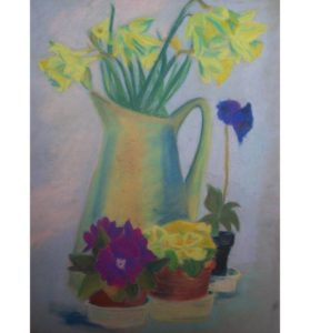 Donna McGhie Pastel Painting