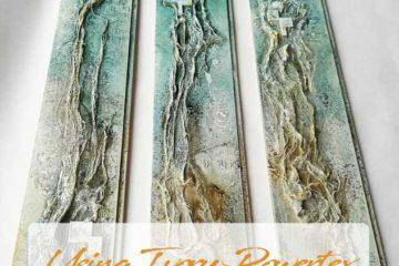 Triptych Kore Sage