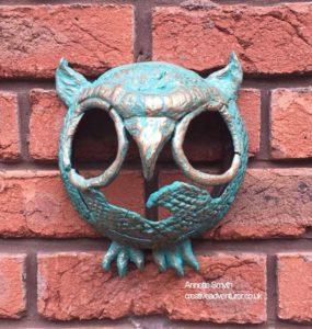 Annette Smyth Powertex Owl