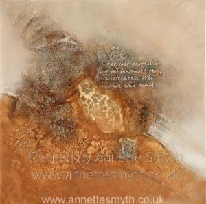Annette Smith Powertex Canvas