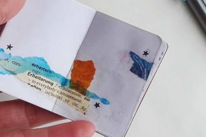 Tiny Sketchbook page by Kore Sage