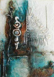 Powertex insignia canvas by Kore Sage