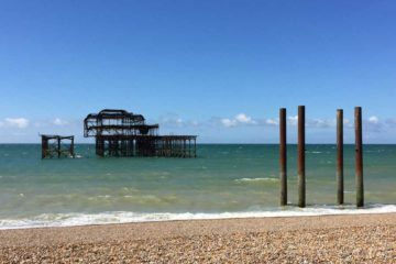 West Pier Brighton Art Inspiration