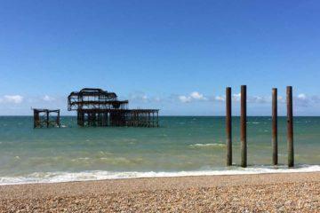 West Pier Brighton Art Inspiration