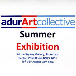 Adur Art Collective Summer Exhibition 2019 Kore Sage