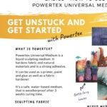 How to use Powertex Universal Medium