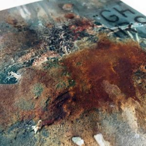 Powertex Rusty Powder art by Kore Sage