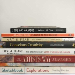 Favourite art books in October